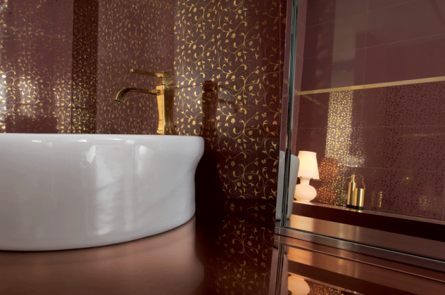 Allestimenti rivestimenti bagni rivestimenti bagni - Foto rivestimento bagno ...